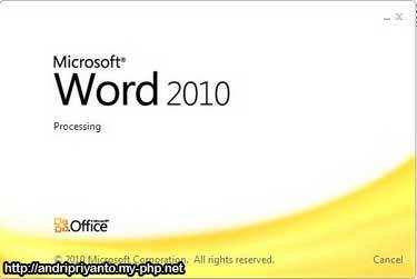 Membuat Permaninan Puzzle Menggunakan Microsoft Word