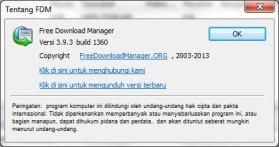FDM, Download Manager Alternatif Berlisensi GNU