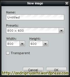 PIXLR: Editor Gambar Online Gratis