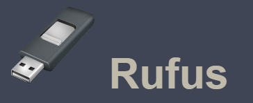 Rufus (image taken from rufus official website)